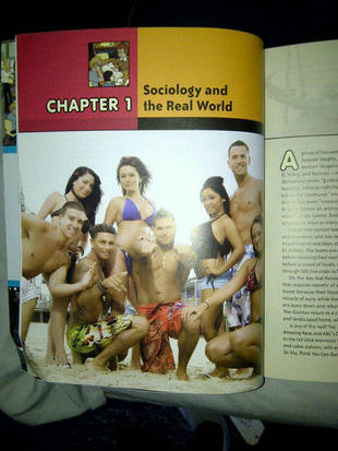Jersey Shore Is In a Textbook Now (Yes, Really)