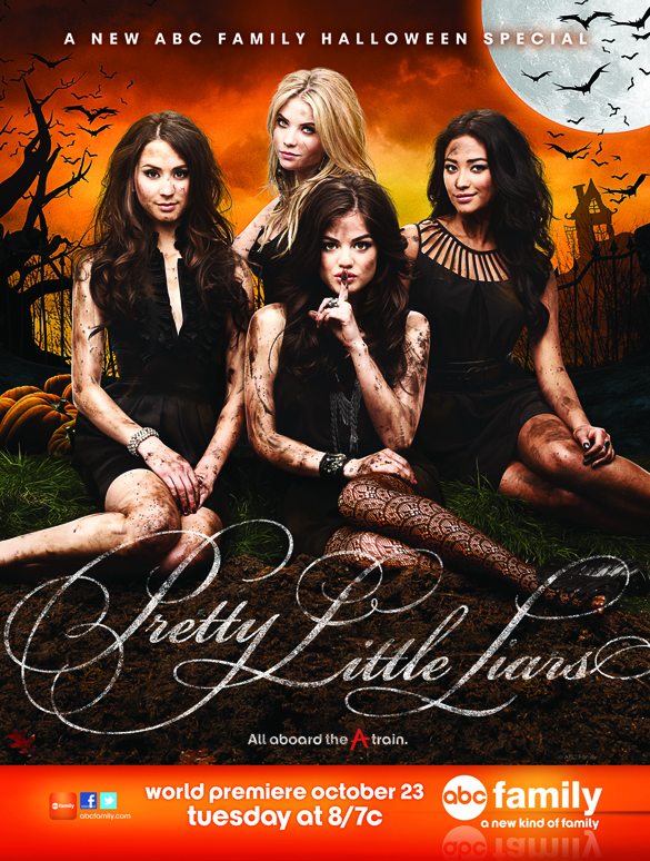 "Pretty Little Liars Season 3 Halloween Episode Spoilers: What Happens on ""This Dark Ride""?"