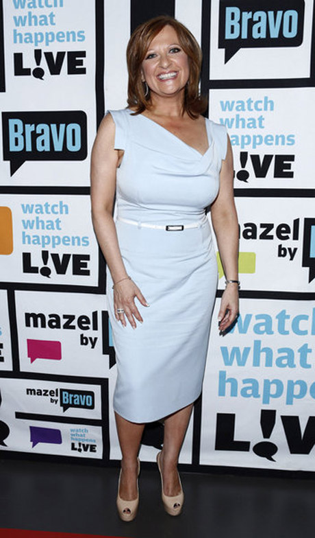 "Caroline Manzo on The Real Housewives of New Jersey Season 4 Finale: ""The Drama Is on Full Throttle"""