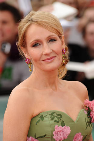 Is J.K. Rowling Gearing Up to Write Another Harry Potter Book?