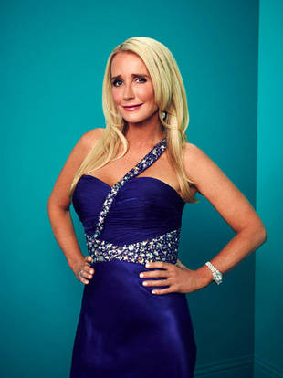 Kim Richards Talks Adrienne Maloof's Divorce, Gives Update on Her Own Love Life