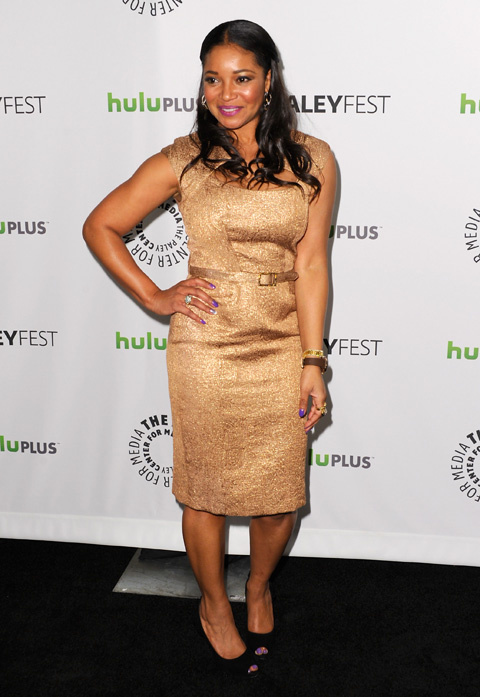 Castle Star Tamala Jones to Guest Host Luke Reichle's Web Series, Secrets of the Red Carpet, This Saturday!