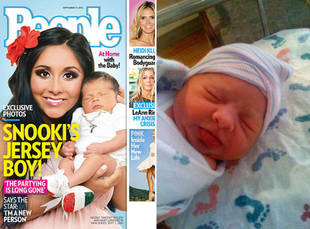 Jersey Shore's Lorenzo vs. Teen Mom's Sophia: Who Is the Cuter Baby?
