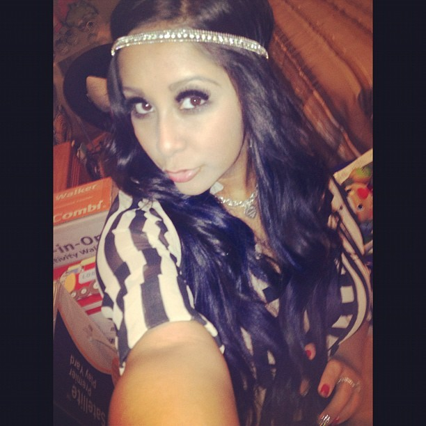 Snooki Cheats on Her Diet: What Crazy Fattening Food Did She Eat? (PHOTO)