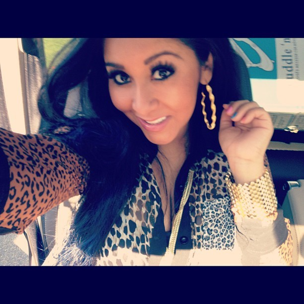 New Mama Snooki Is Getting Her Swag Back (PHOTO)