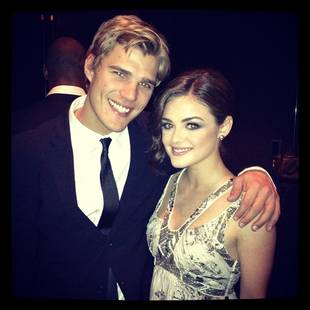 Read Chris Zylka's Full Apology Letter to Lucy Hale and Her Fans