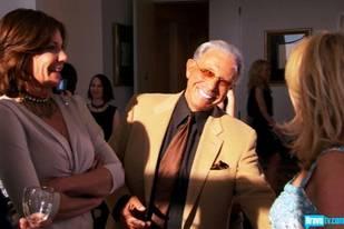 "Aviva's 80-Year-Old Father George Calls Ramona a ""Trailer Turd"" on RHONY"