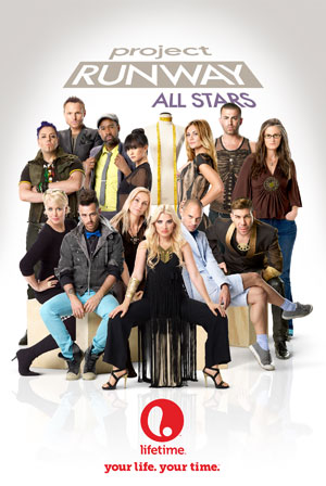 Project Runway: All Stars Season 2 — Meet the 13 Designers Cast