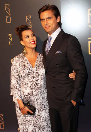 Did Scott Disick Ditch Kourtney Kardashian and Their Kids to Party in NYC?