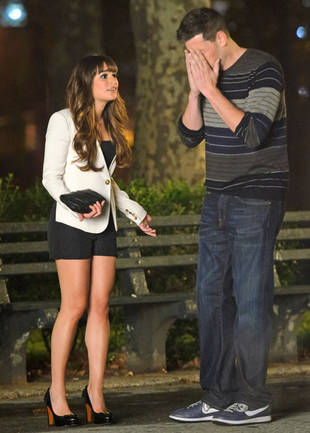 """Lea Michele: Why Glee Season 4's """"The Break-Up"""" Was """"Most Draining"""" Episode in the World"""