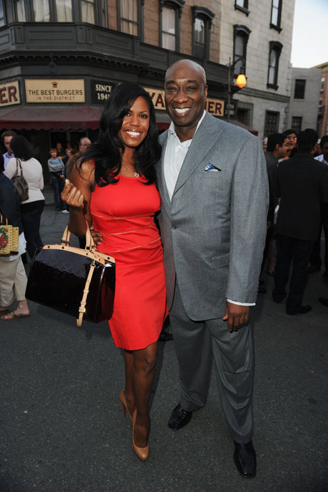 Michael Clarke Duncan's Wedding to Omarosa Was Set For January: Report