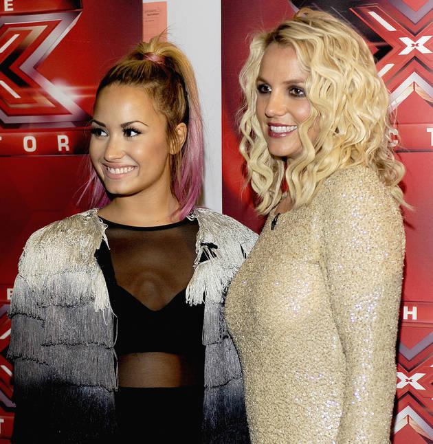 The X Factor 2012: Britney is Mentoring [SPOILER]!