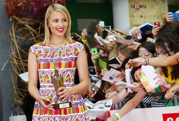 Glee News Roundup! The Hottest Stories of The Week — September 22, 2012