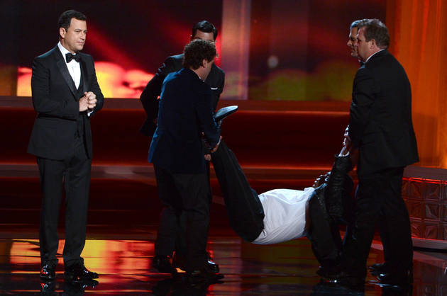 Emmys 2012: The 9 Most Outrageous Moments From the Show