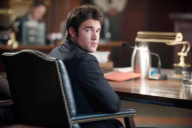 Revenge's Josh Bowman Says New Characters Will Give Daniel Grayson Less Screen Time!