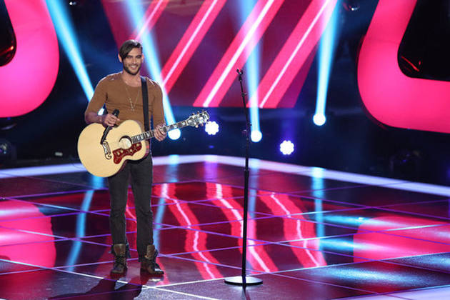 "Watch Diego Val Sing Neon Trees' ""Animal"" in The Voice Season 3 Blind Auditions on Sept. 24, 2012 (VIDEO)"