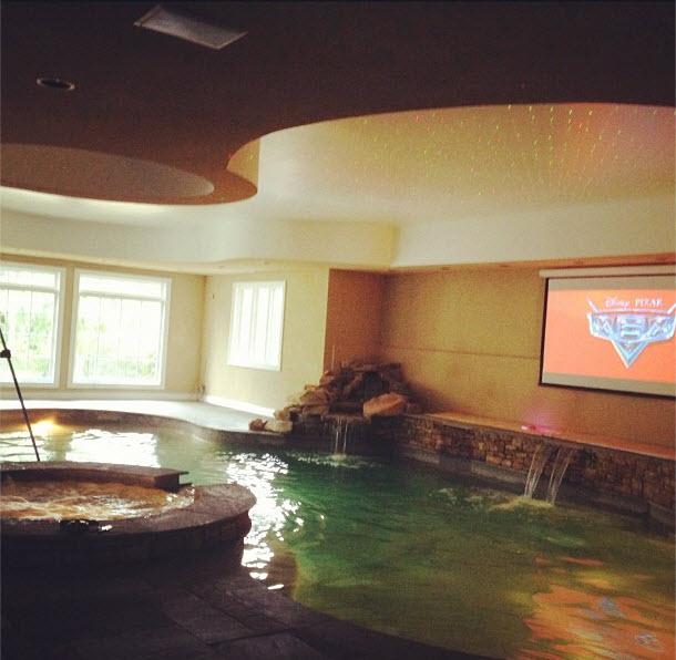 Kandi Burruss Plans Housewarming Party to Show Off Lavish New Atlanta Mansion (PHOTOS)