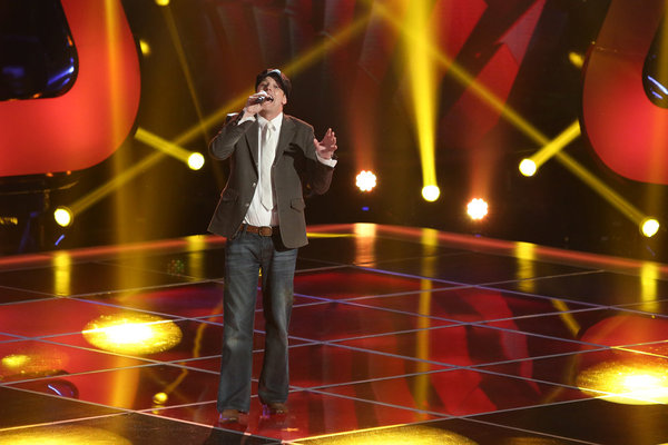 Who Is Mycle Wastman From The Voice Season 3?
