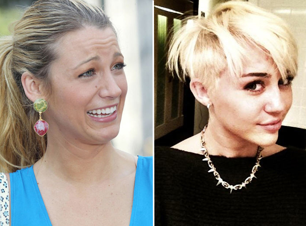 Whose Engagement Ring Is Worth More: Miley Cyrus's or Blake Lively's?