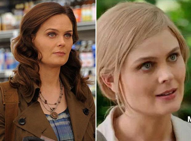 Bones Season 8: Is Brennan Better Blond or Brunette?