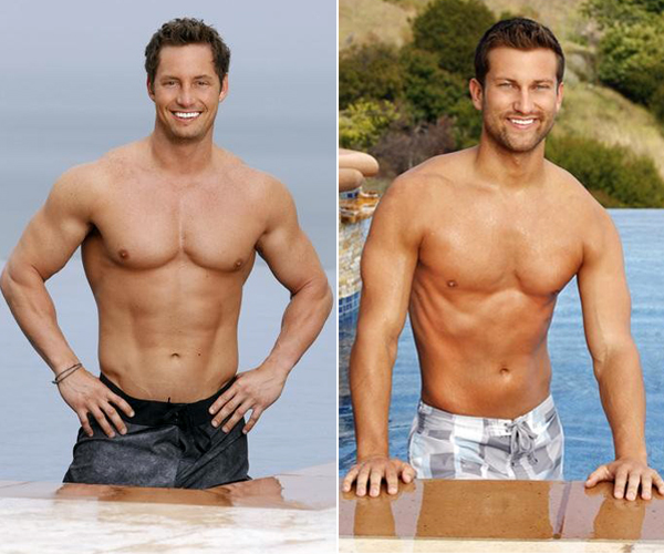 Bachelor Pad 3's Nick Peterson vs. Chris Bukowski: Who's Hotter?