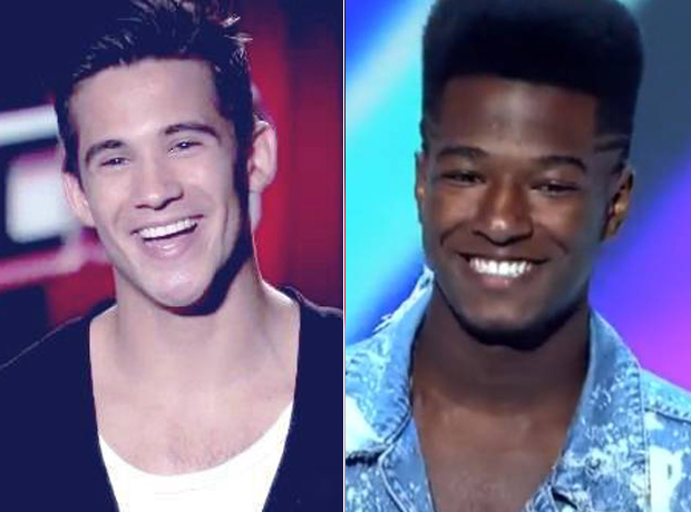 The Voice Season 3's Dez Duron Grew Up With The X Factor's Willie Jones! (VIDEOS)