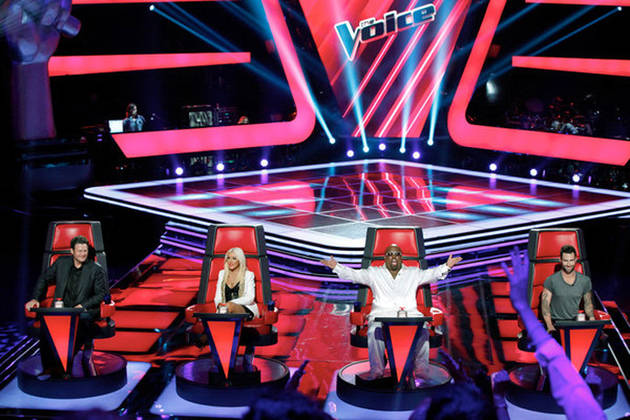 Would You Pick Adam Levine, Blake Shelton, Cee Lo Green, or Christina Aguilera on The Voice?