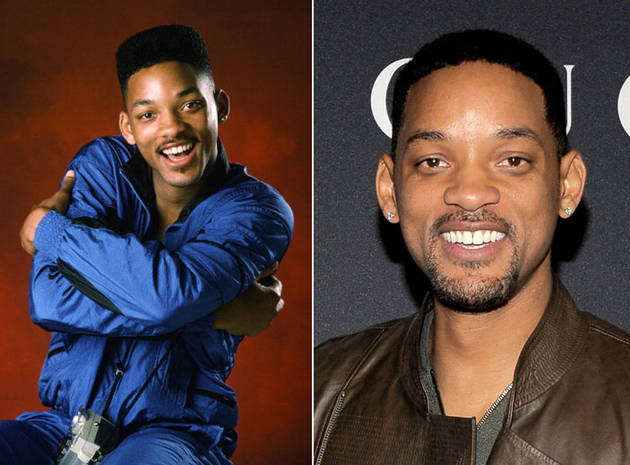 Will Smith: Then and Now! The 44-Year-Old Star Hasn't Aged a Day (PHOTOS)