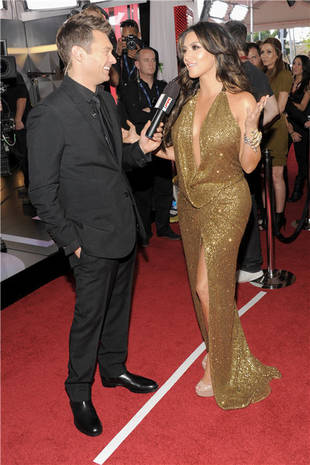 "Ryan Seacrest ""Thrilled"" About Kim Kardashian's Pregnancy"