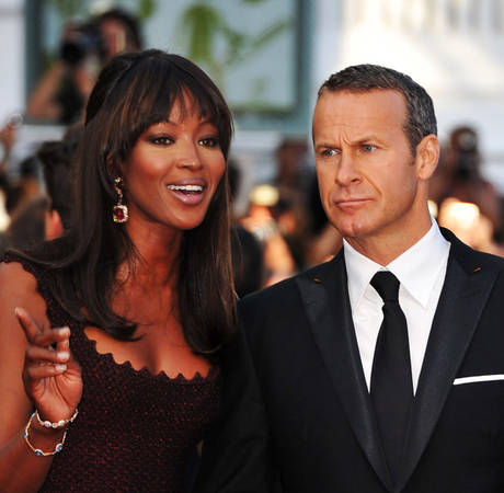 Naomi Campbell Attacked and Robbed in Paris