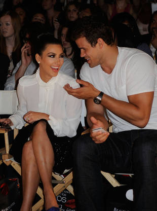 Kim Kardashian and Kris Humphries Will Still Be Married When She Has Kanye West's Baby: Report