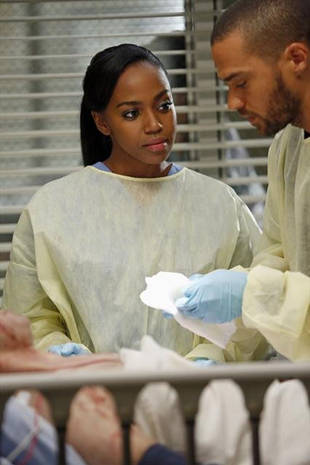 Grey's Anatomy Season 9, Episode 10 Recap: Ben and Bailey Get Married, Cristina and Owen Get Divorced, and Adele Dies
