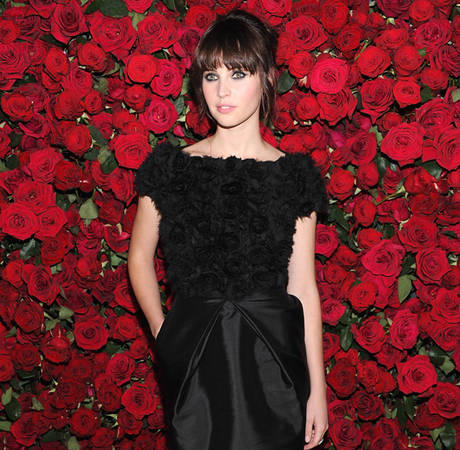 Fifty Shades of Grey Casting: Felicity Jones As Anastasia?