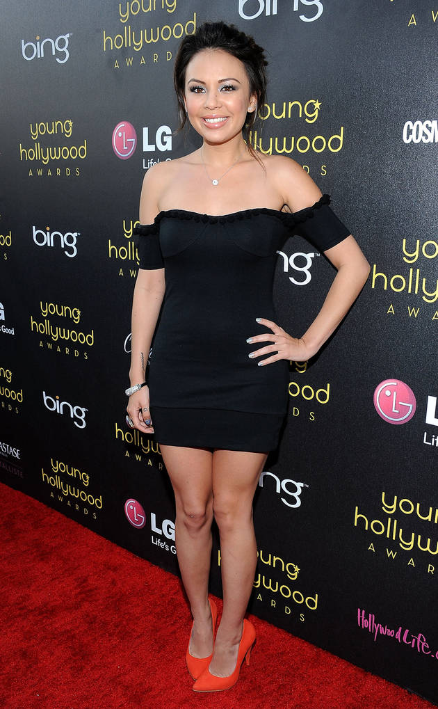What Would Happen If Janel Parrish Were Mistaken For Mona? Janel Says …