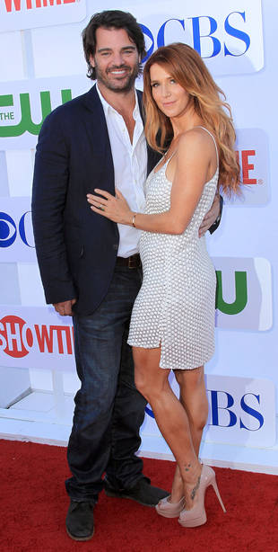 Actress Poppy Montgomery Is Pregnant With Her Second Child