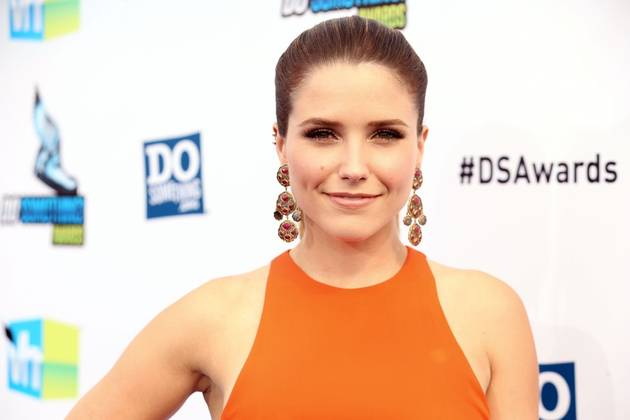 Sophia Bush Isn't Dating Josh Hutcherson, But She Is Sharing Their Texts