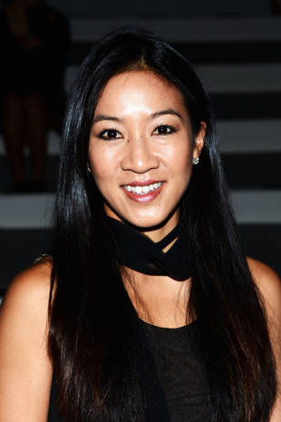 Olympian Michelle Kwan Ties the Knot