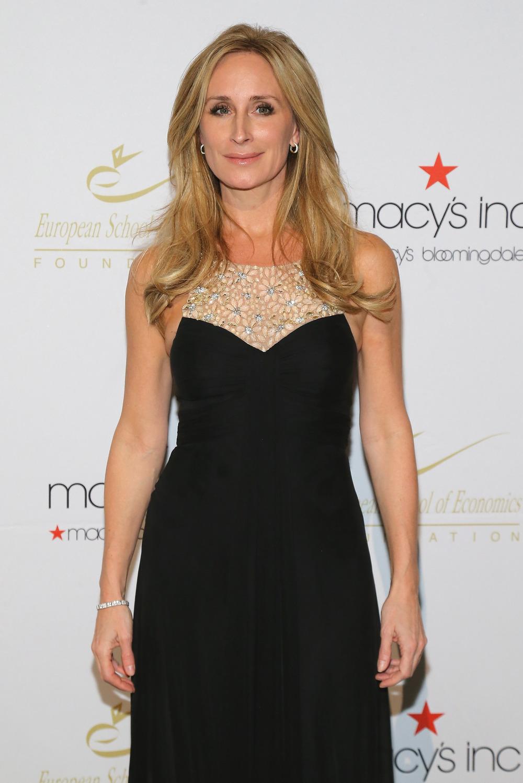 """Sonja Morgan Has an """"Open Heart"""" for Aviva Drescher"""