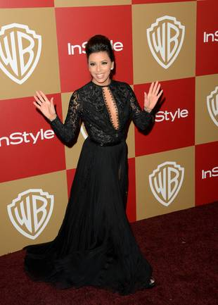 Hollywood Gossip Roundup For January 17: Eva Longoria Has a Nip Slip and Khloe Kardashian Denies Divorce Rumors