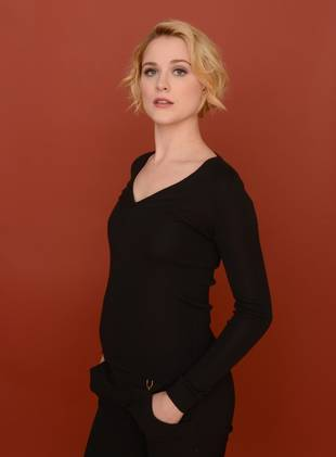 Pregnant Evan Rachel Wood Shows Off Her Teeny Baby Bump at Sundance (PHOTO)
