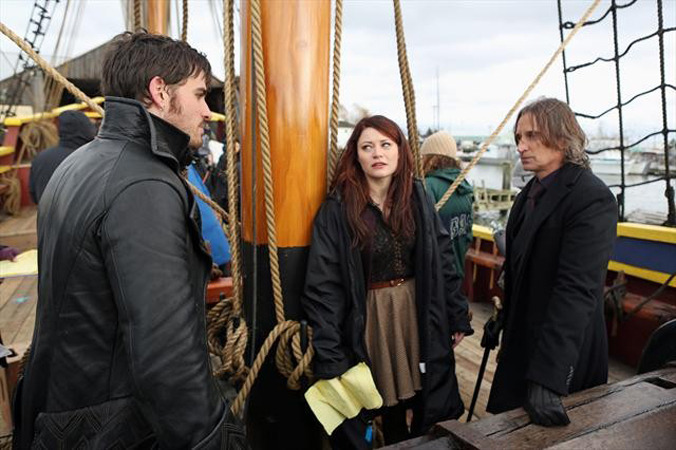 """Once Upon a Time Season 2, Episode 11 Review: What Did You Think of """"The Outsider""""?"""