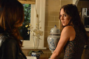 Pretty Little Liars Burning Question: Is There Romance in the Future for Spencer and Andrew?