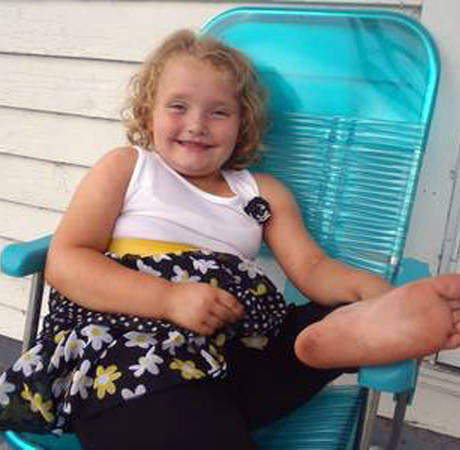 What Does Honey Boo Boo Want to Be When She Grows Up?