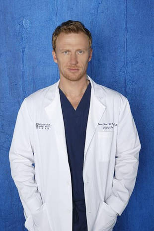5 Things to Know About Grey's Anatomy's Kevin McKidd