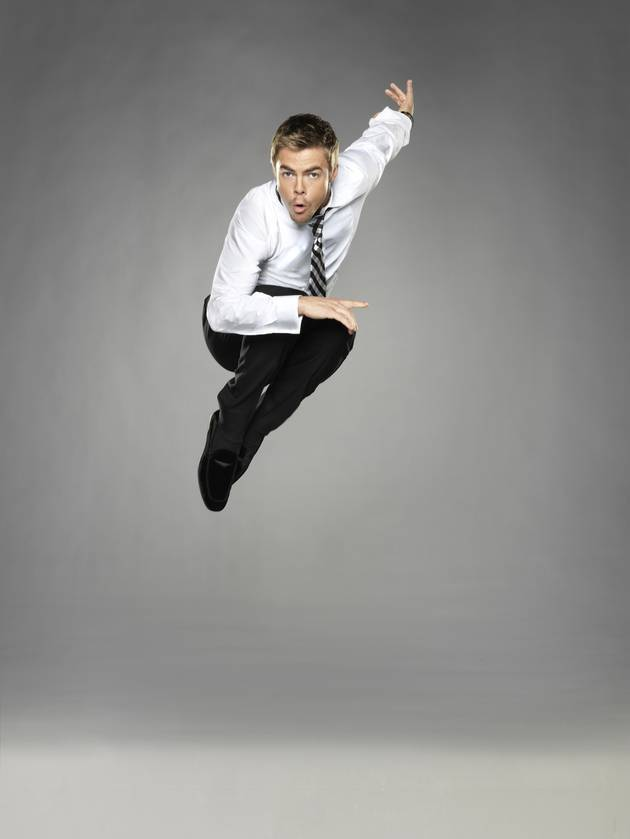 Where Does DWTS Pro Derek Hough See Himself in Five Years?