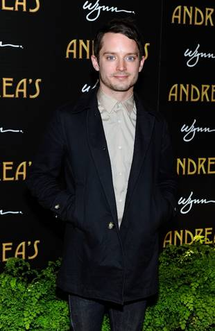 Elijah Wood Talks Acting With Anna Paquin, DJ'ing Her Wedding, and Whether He'd Appear on True Blood – Exclusive