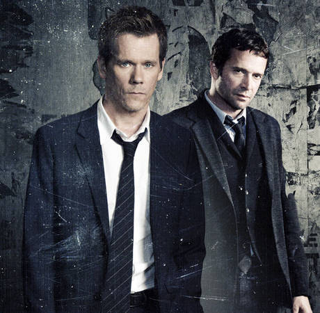 """The Following's James Purefoy on Smooching Co-Star Kevin Bacon: """"He's a Wonderful Kisser!"""""""