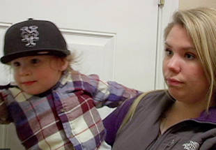 Does Kailyn Lowry Talk to Isaac About Her Absent Mother?