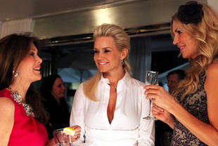 Real Housewives' Yolanda Foster: Kyle Richards Tries to Play Both Sides in Brandi Glanville-Adrienne Maloof Feud