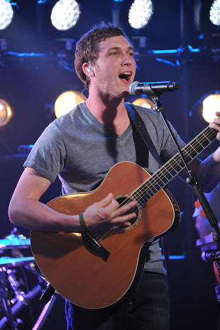 Phillip Phillips's Debut Is One Of the Fastest Selling American Idol Albums